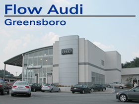 Flow Audi of Greensboro, NC